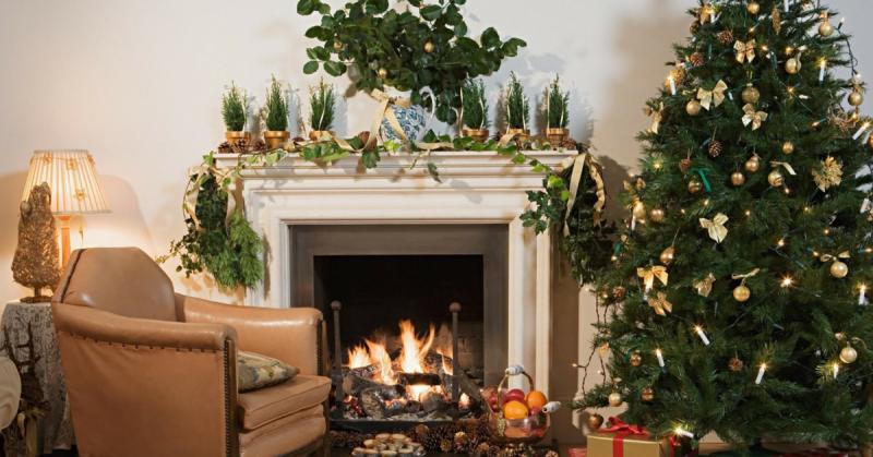 Quattro Idee Per Decorare La Casa A Natale