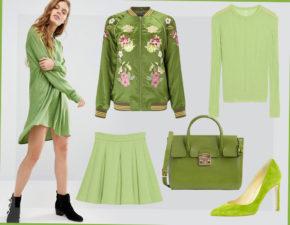 colore pantone verde 2017