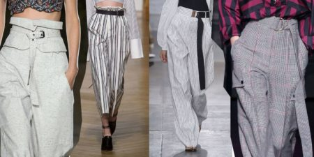 pantaloni primavera estate