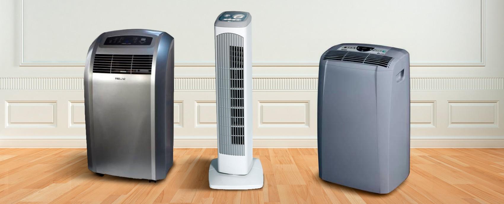 condizionatore ventilatore