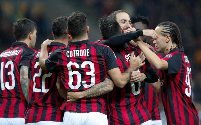 Serie A, Milan-Genoa