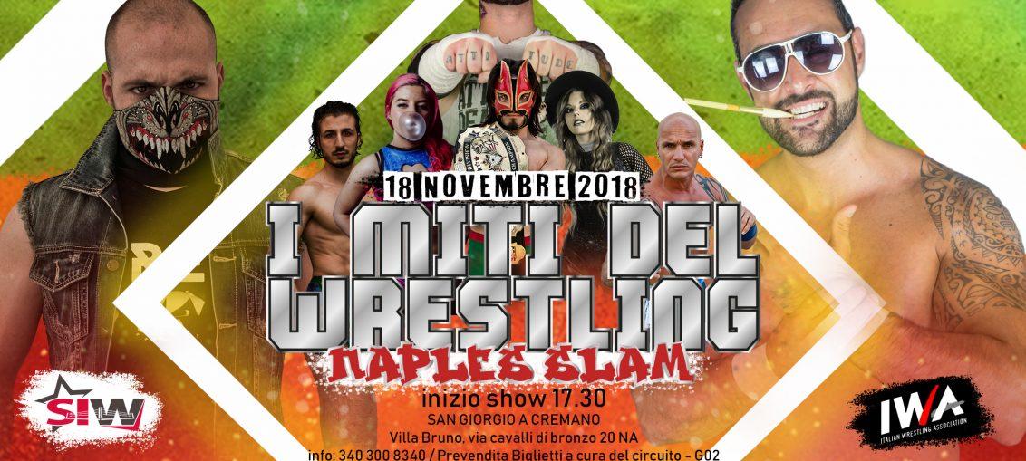 Wrestling a San Giorgio a Cremano